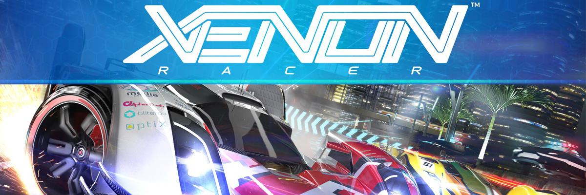 Xenon Racer: Me encanta el olor a goma quemada por la mañana