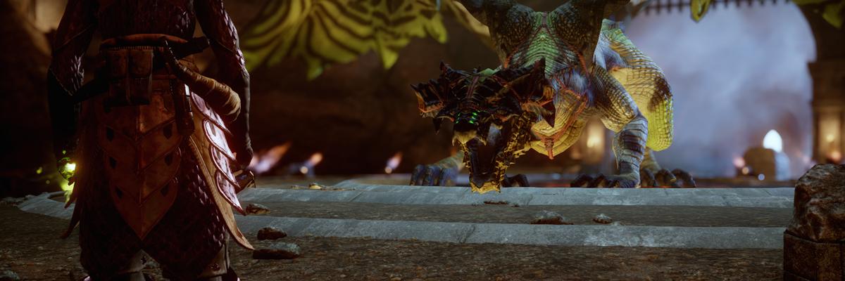 Dragon Age: Inquisition – O de cómo me caí al pozo y no pude salir jamás