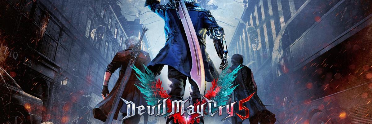 Crítica de «Devil May Cry 5»