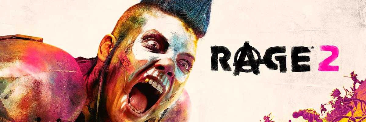 Rage 2, pink power y fusiles de asalto