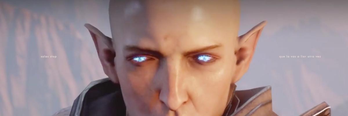 Dragon Age, traspasando la teoría intrusa