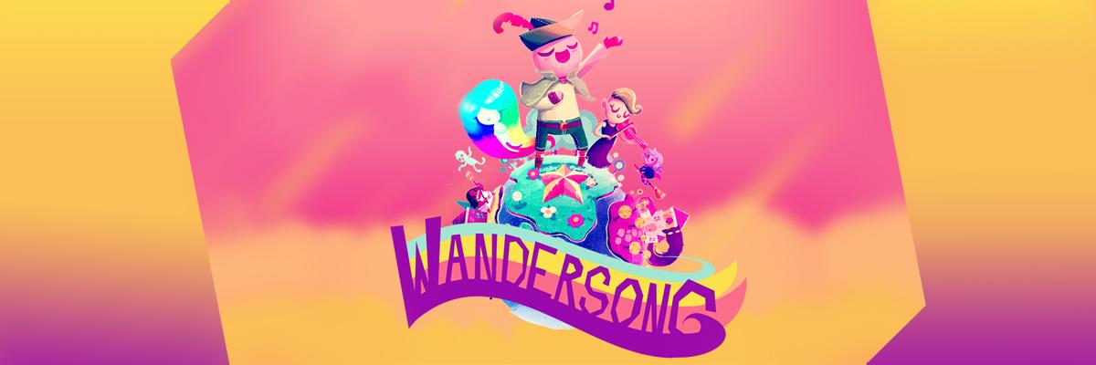 Wandersong y la ruleta de colores