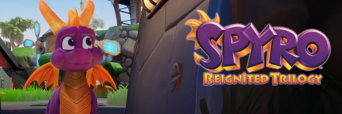 Spyro Reignited: Pero Qué Bien Te Veo