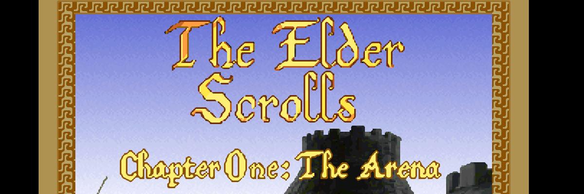 The Elder Scrolls: Arena – Por algo se empieza
