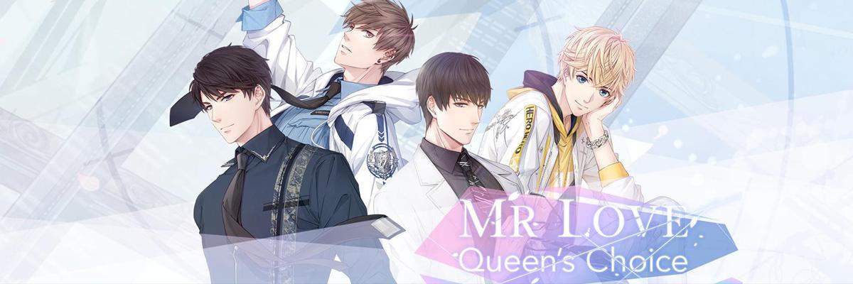 Mr. Love: Queen's Choice. ¿Cuál será tu elección?