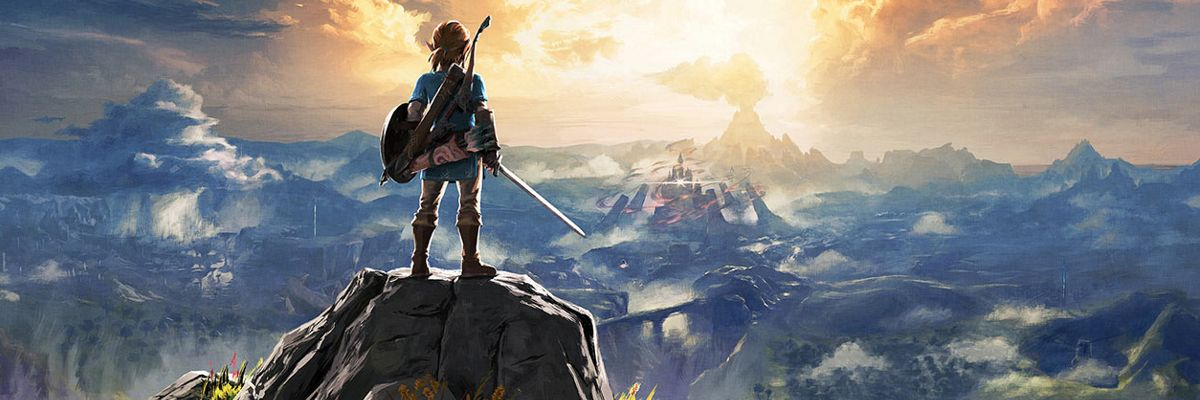 Hyrule Castle: la canción más poderosa de Breath of the Wild