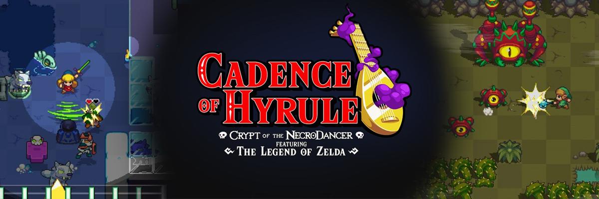 Cadence of Hyrule, un cambio fresco tras morir mucho en la cripta anterior