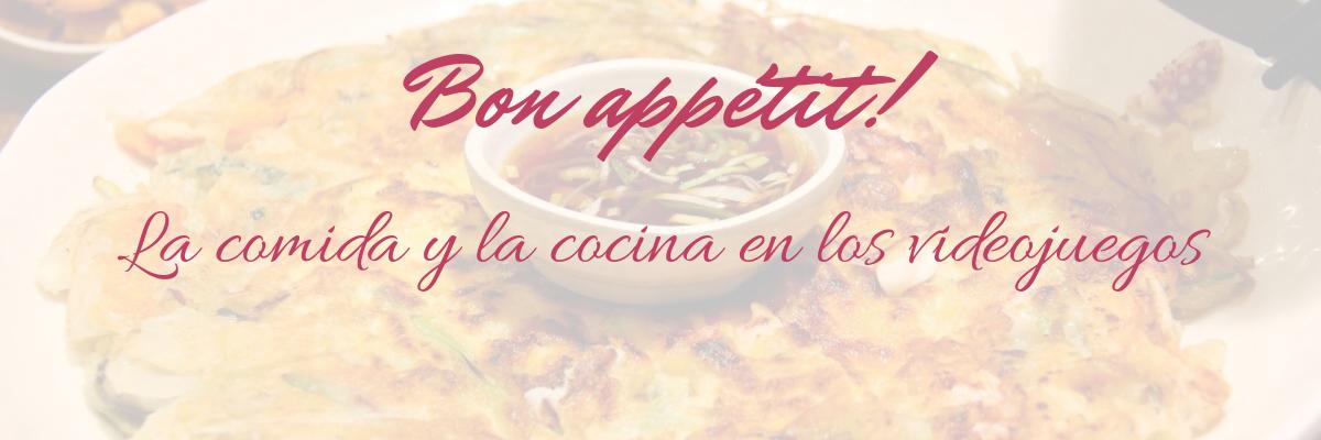 Bon appétit! La comida y la cocina en los videojuegos