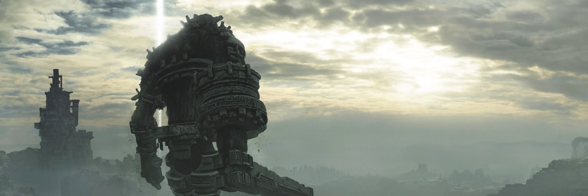 Shadow of the Colossus, con fotos y a lo loco