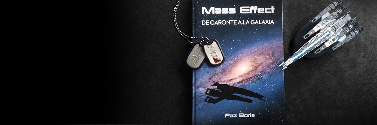 Reseña de Mass Effect, de Caronte a la Galaxia – Paz Boris