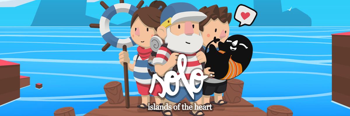 Solo: Island of the heart. Desnudando el corazón