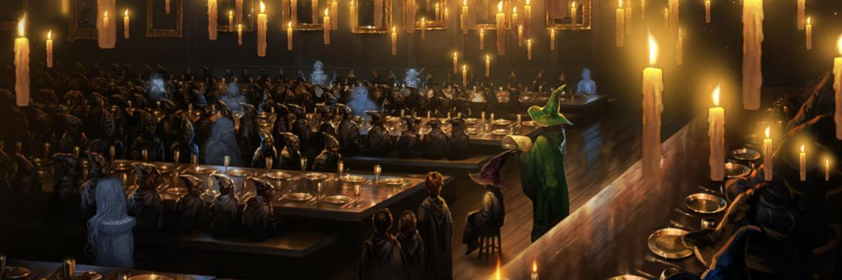 ¿A qué casa (gamer) de Hogwarts perteneces?