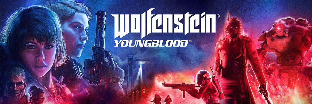 Wolfenstein: Youngblood, sisters in arms