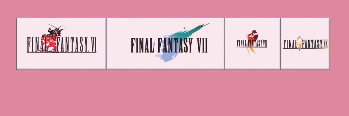 ¿Qué protagonista de Final Fantasy eres? PSOne edition