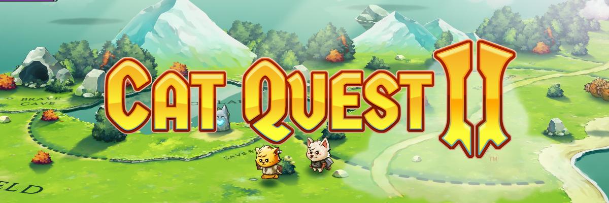 Cat Quest II: ahora con perretes