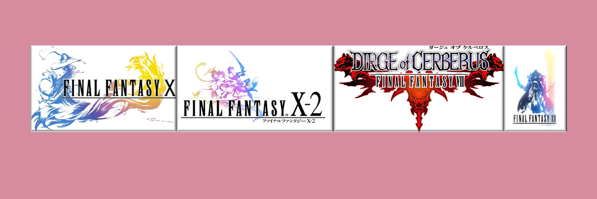 ¿Qué protagonista de Final Fantasy eres? PS2 edition