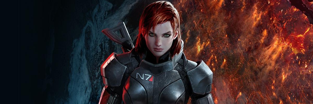 Shepard, la representación de la fortaleza femenina