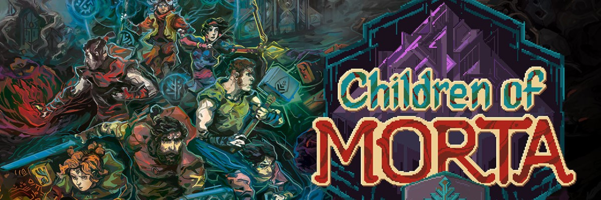 Children of Morta: La Familia ante todo