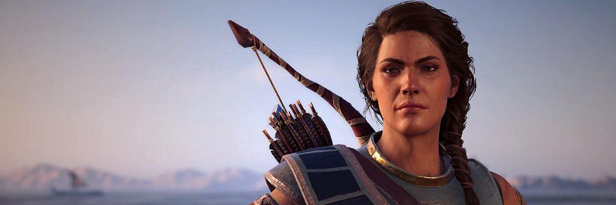 ¿Qué NPC femenino del Assassins' Creed: Odyssey eres?