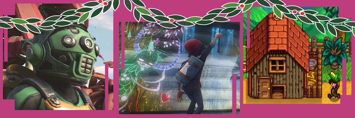 Recomendaciones navideñas. Edición juguemos bajo una manta