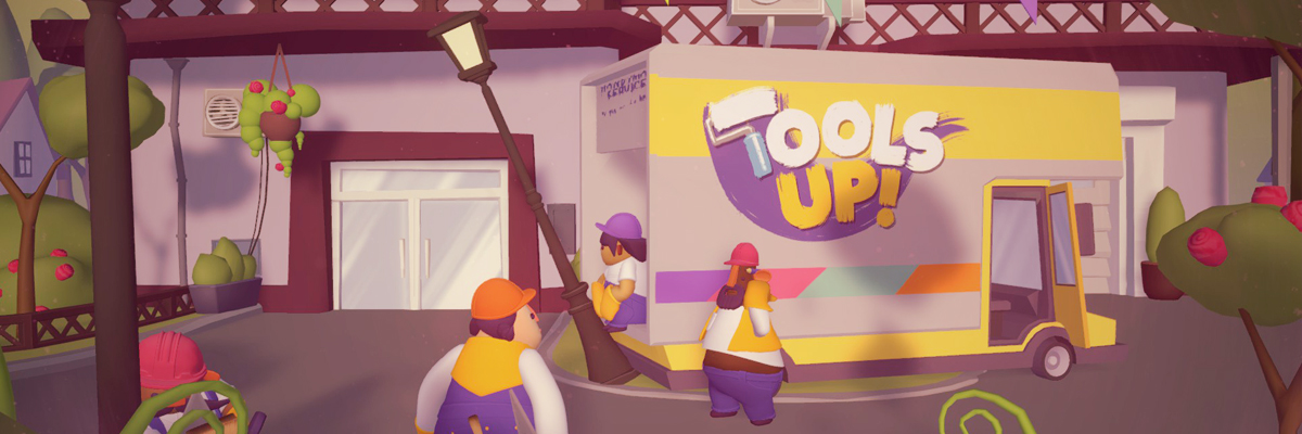 Tools Up! – ¡Manos a la obra!