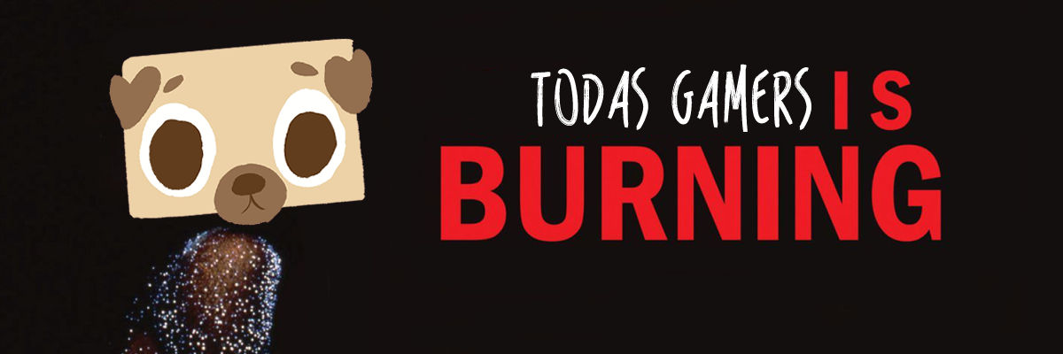 Todas Gamers is burning, el arte del drag y el videojuego
