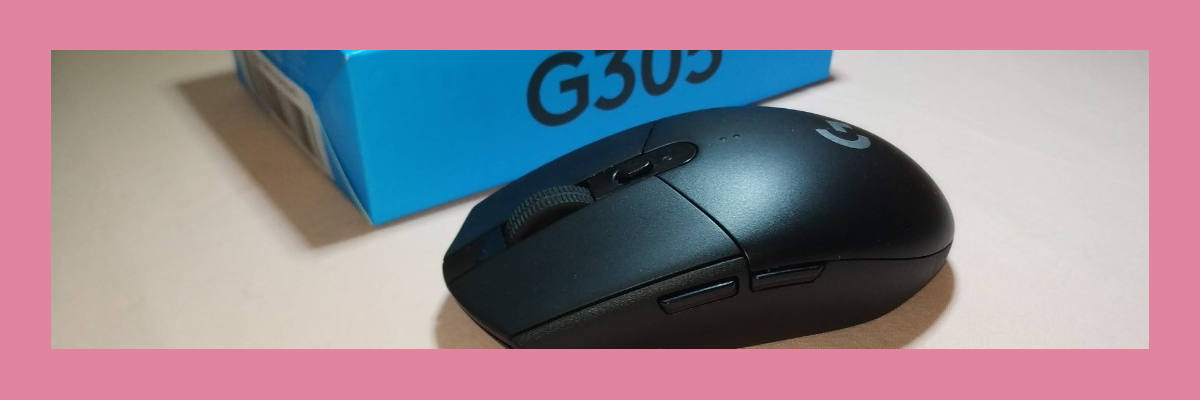 [Review] Logitech G305