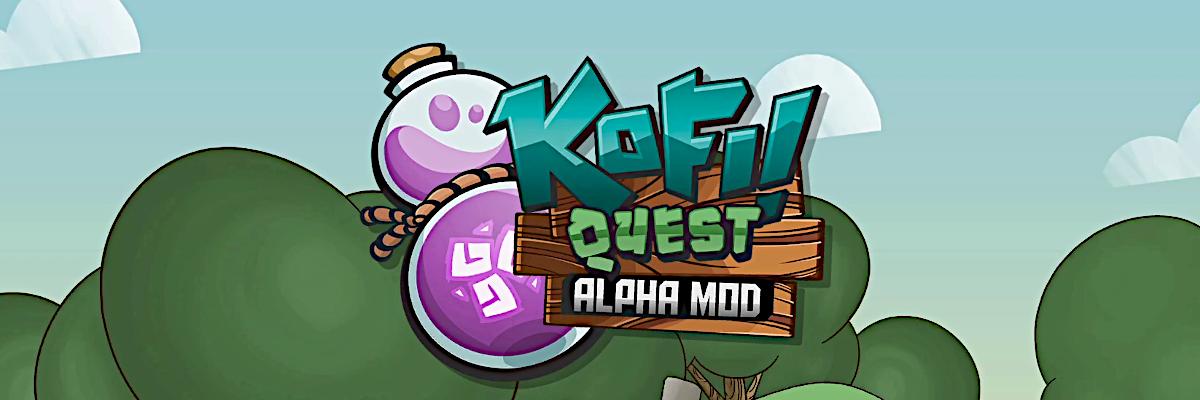 Kofi Quest: Alpha MOD – Carga la partida y sal, anda