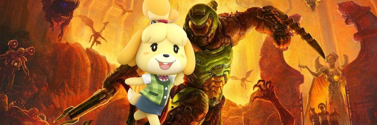 ¿Qué mezcla de Animal Crossing y Doom eres?