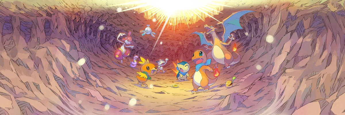 ¿Qué starter de Pokémon Mystery Dungeon eres? Parte 2