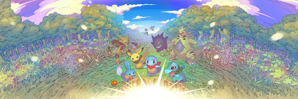 ¿Qué starter de Pokémon Mystery Dungeon eres? Parte 1