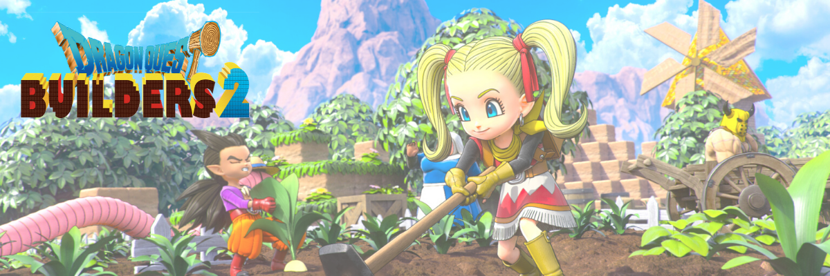 Análisis de Dragon Quest Builders 2