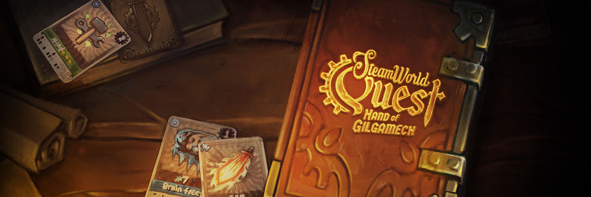 Análisis de SteamWorld Quest: Hand of Gilgamech