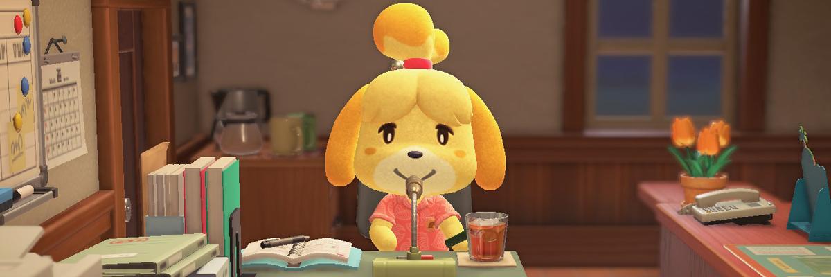 Animal Crossing, el agujero en el tiempo