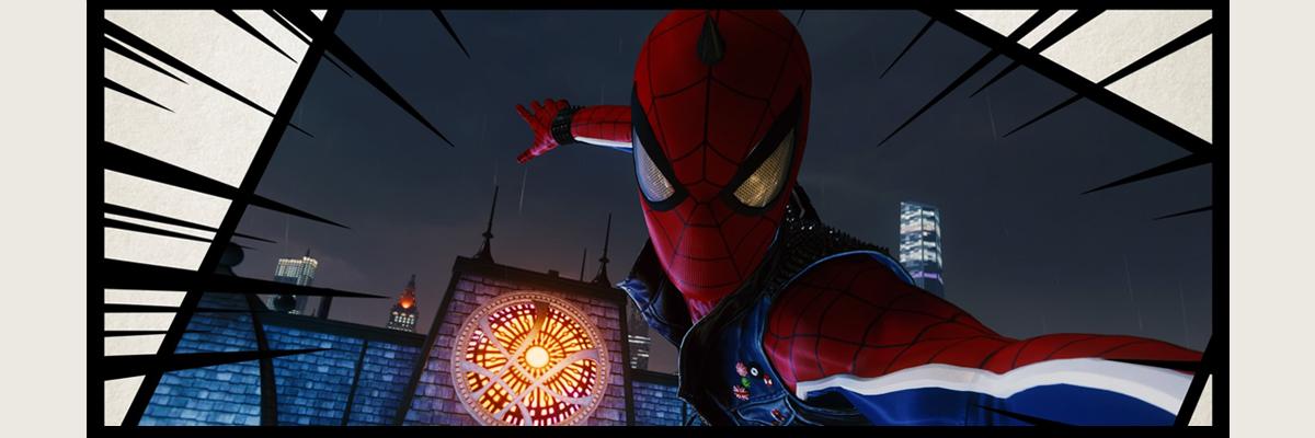 Marvel's Spider-Man y la ciudad de Nueva York