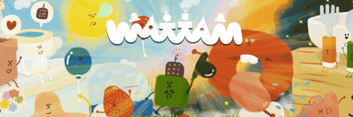 ¿Qué personaje de Wattam eres?