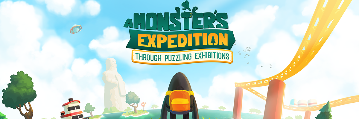 Análisis de A Monster's Expedition