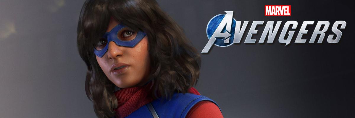 Marvel's Avengers, conociendo a Kamala Khan