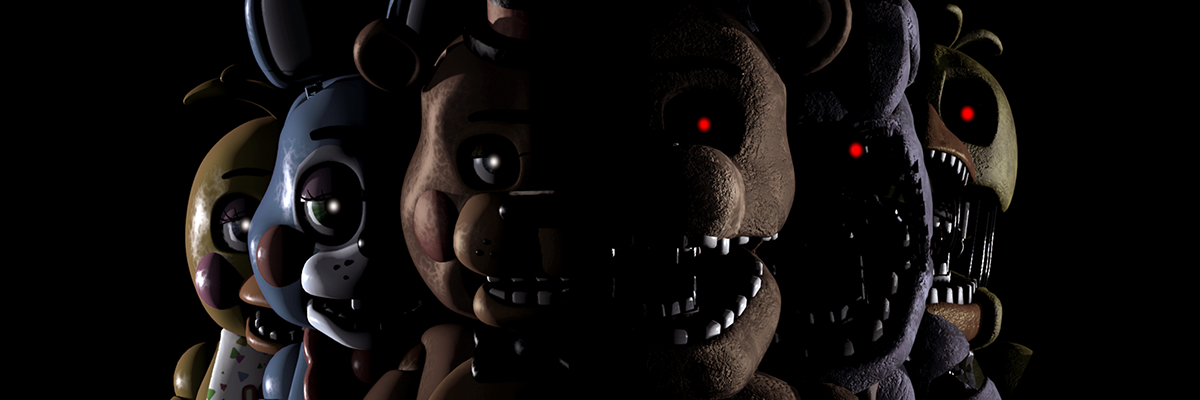 La historia real de Five Nights at Freddy's