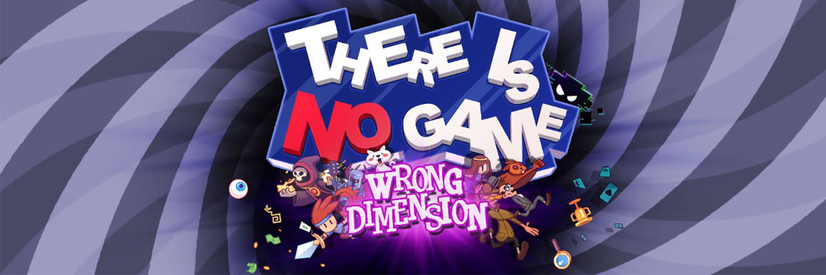 Análisis de There Is No Game: Wrong Dimension