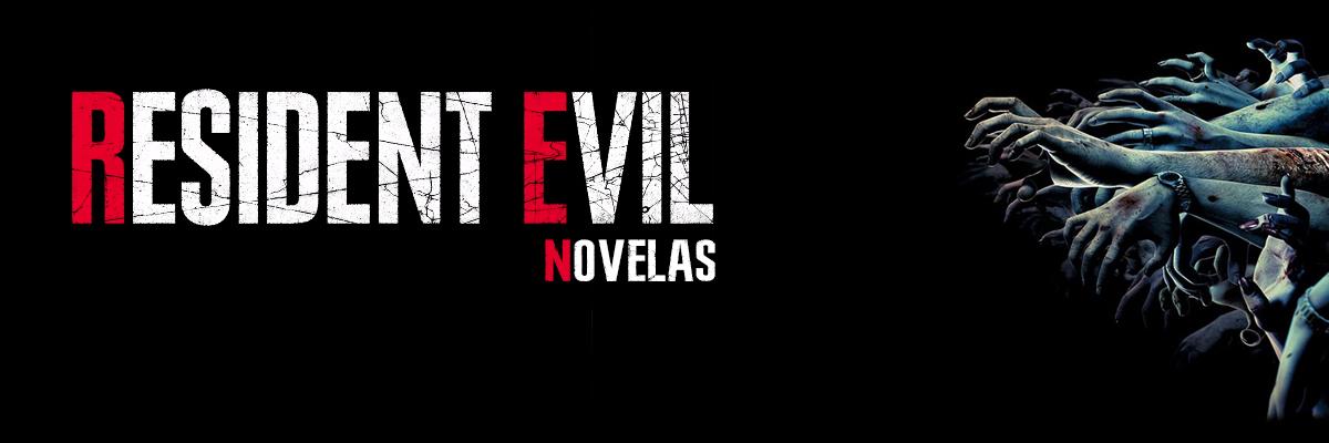 Reseña: Novelas De Resident Evil