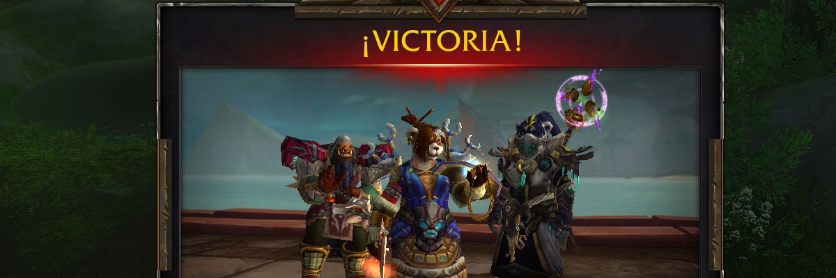 Preparadas para la gloria: World of Warcraft en modo competitivo