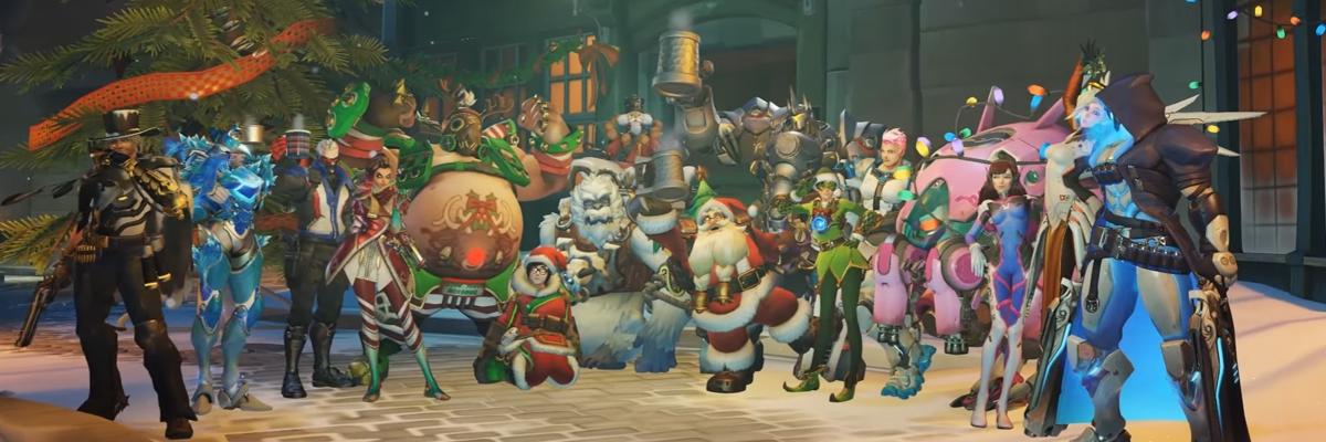 ¿Qué evento navideño de videojuegos eres?