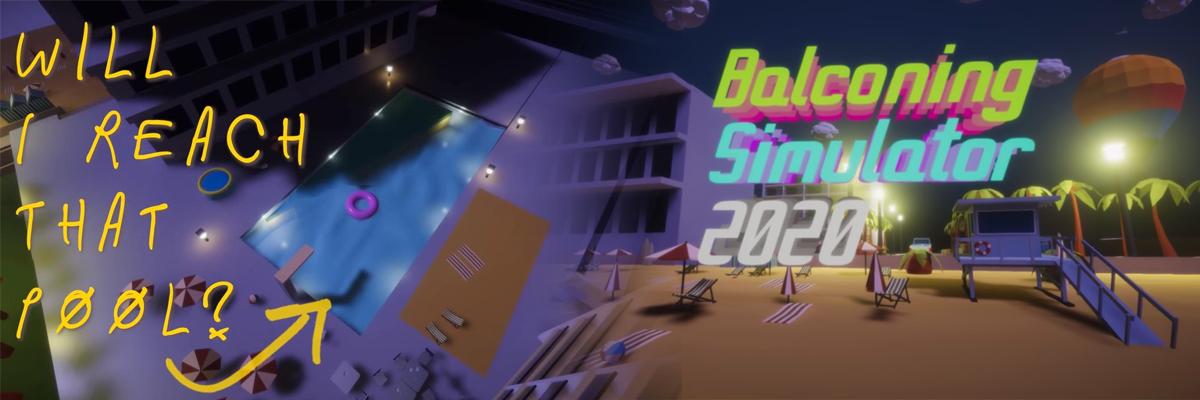 Análisis de Balconing Simulator 2020