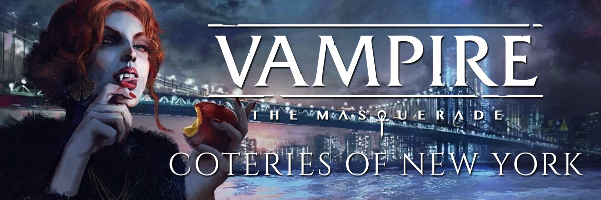 Análisis de Vampire: The Masquerade – Coteries of New York