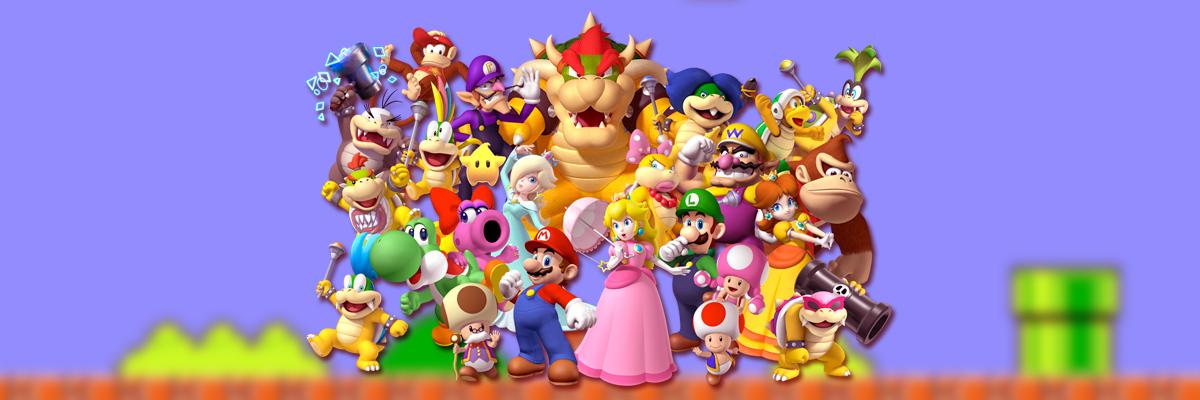 ¿Qué personaje secundario de Mario Bros. eres?
