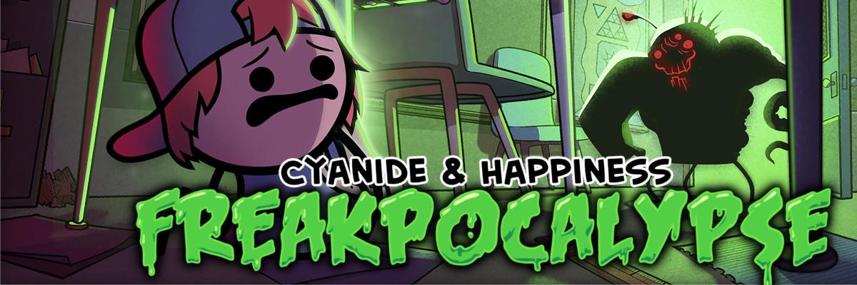 Análisis de Cyanide & Happiness: Freakpocalypse