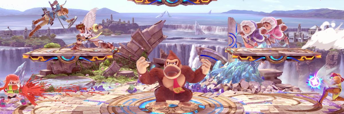 ¿Qué juego de Super Smash Bros eres?