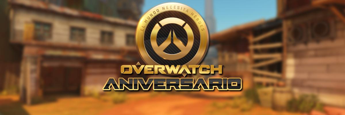 ¿Qué skin del 5º aniversario de Overwatch eres?