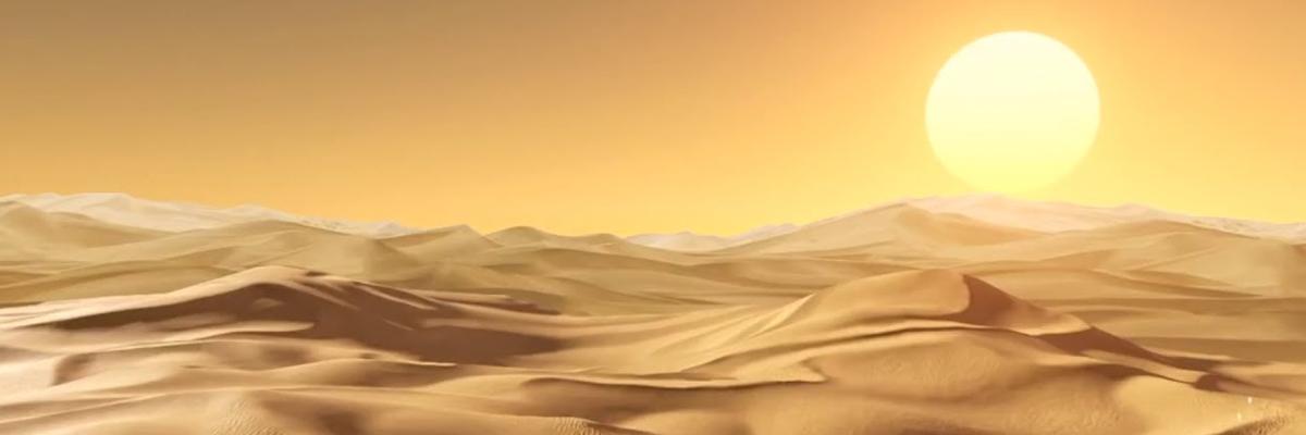 ¿Qué desierto de videojuego serías?
